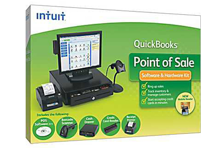 Custer County Quickbooks POS